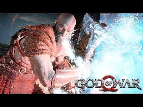GOD OF WAR - #6: INIMIGO CHAAATO! (Gameplay em 4K do PS4 Pro)