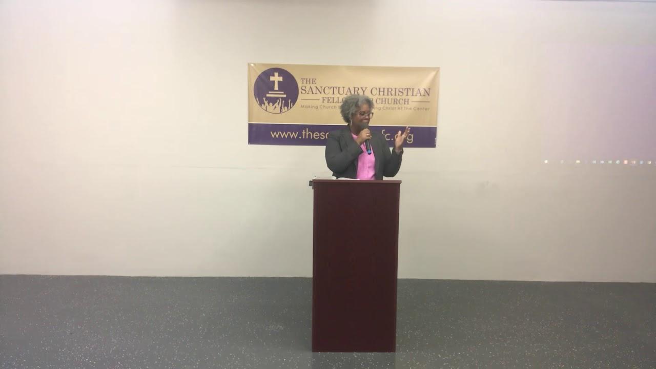 All We Need - Pastor Rhovonda Brown