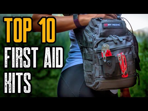 TOP 10 BEST FIRST AID KIT ON AMAZON