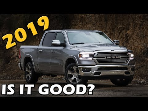 WE DROVE IT. 2019 Ram 1500 Review | 5.7L HEMI V8 Big Horn and Limited Comparison
