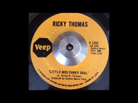 Ricky Thomas - Little Miss Funky Soul