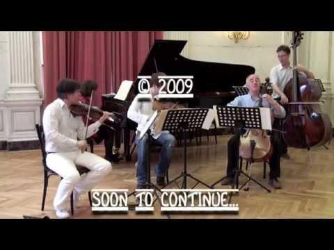 """Schubert Piano Quintet A major """"Trout"""" (1819) - i. mvmt."""