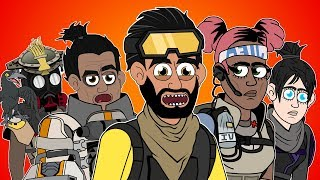 ♪ APEX LEGENDS THE MUSICAL - Animated Parody Song