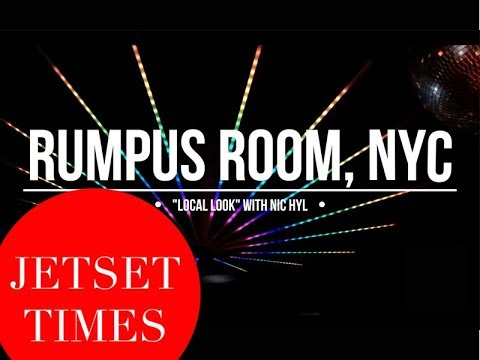 Inside New York Nightlife At Rumpus Room | Jetset Times