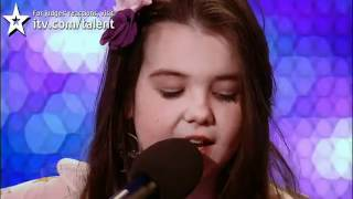 Britain's Got Talent 2012 - Lauren Thalia audition - Turn My Swag On (FULL VERSION)