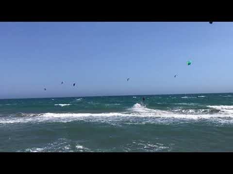 Кайтинг - Кипр, windbandit kiteshack