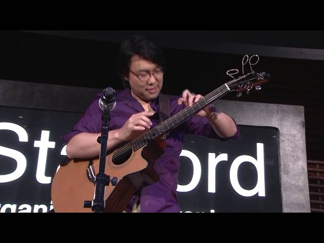 The magic of fingerstyle guitar: Henry Nam at TEDxStanford