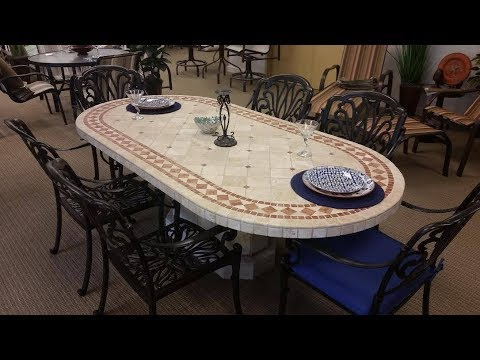 Palm Casual Patio Furniture Youtube
