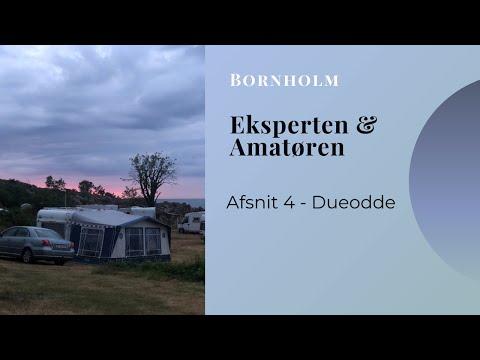 Vlog 4 Eksperten & Amatøren på Bornholm