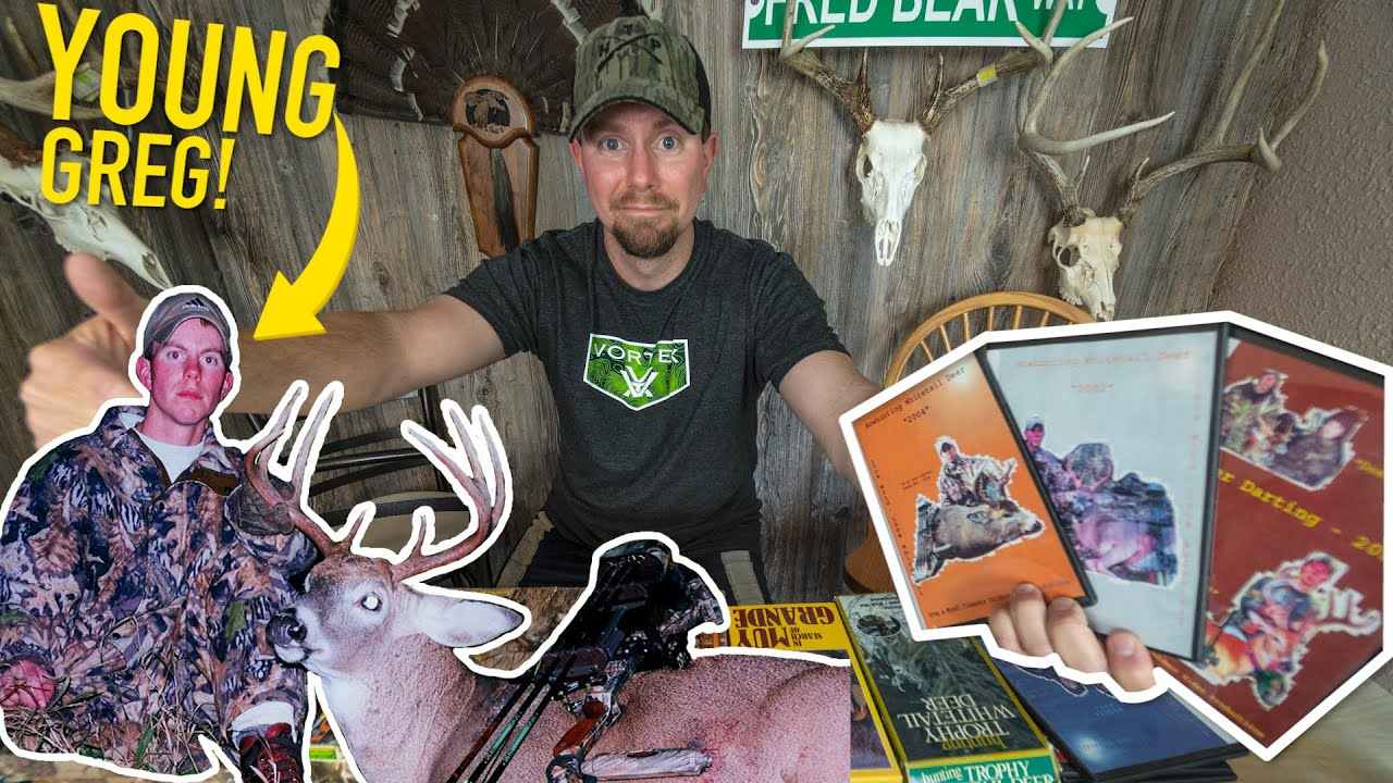 OLD SCHOOL Deer Hunting Videos! - How to get into the Hunting Industry