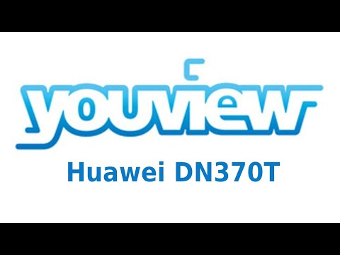 YouView & Huawei DN370T Review
