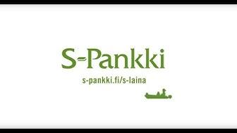 S-Lainaa monenlaisiin tarpeisiin | S-Pankki