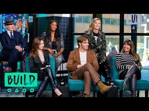 """The Cast & Director Of TNT's """"I Am The Night"""" Discuss The Limited Series"""