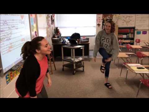 SPANISH Class at Starmount High School