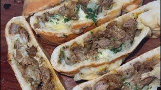 Shawarma Calzone | The Golden Balance
