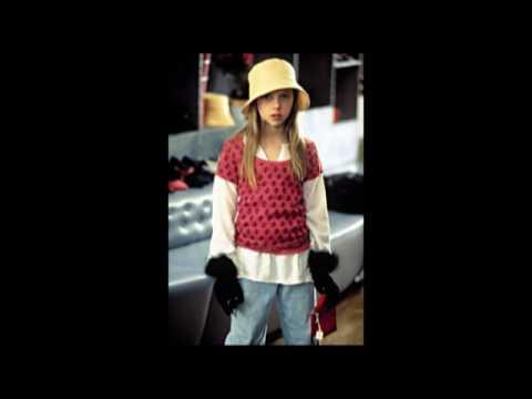 Scarlett Johansson as Emily in If Lucy Fell 1996
