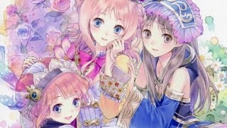 Review and comparison: Atelier Meruru, Totori, and Rorona