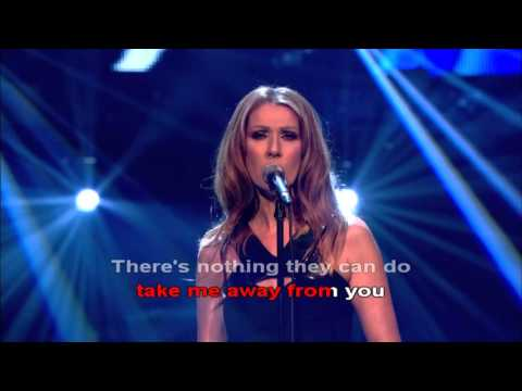 Celine Dion | When The Wrong One Loves You Right  Lyrics