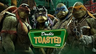 TEENAGE MUTANT NINJA TURTLES 2 OUT OF THE SHADOWS - Double Toasted Review