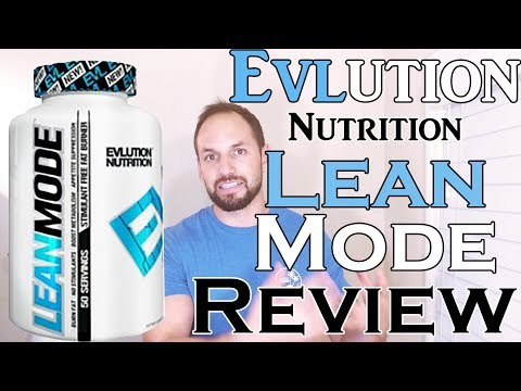 Evlution Nutrition EVL Lean Mode Review (Fast & Simple)