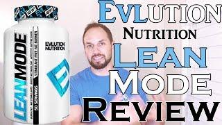 Evlution Nutrition EVL Lean Mode Review (Fast & Simple)