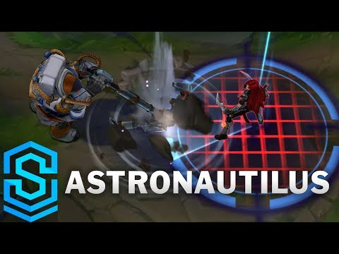 AstroNautilus (2020) Skin Spotlight - League of Legends