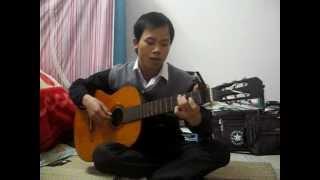 Lặng thầm 2 guitar
