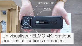 IN THE BOX : Visualiseur ELMO MX-1