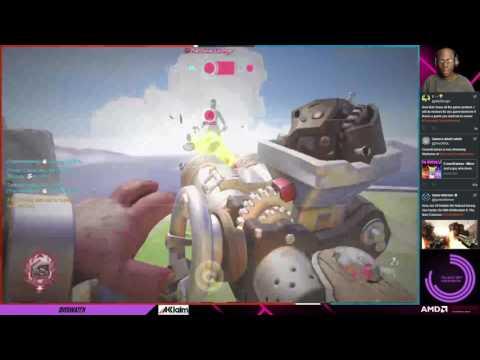 Thursday Night Gaming | Overwatch (27 Jul 17 9:35 PM EST)