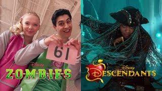 Disney Z-O-M-B-I-E-S | Fired up x What's my Name