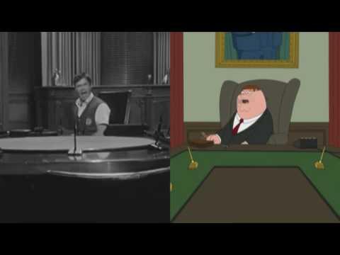 Jerry Lewis vs. Family Guy