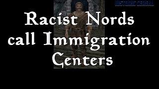 racist nords call immigration centers skyrim prank call