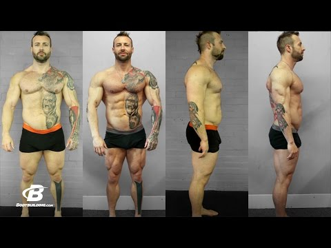 4-Week Transformation | Kris Gethin's 4Weeks2Shred | Day 28