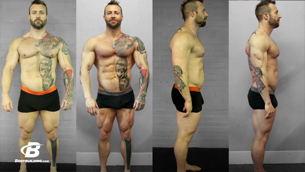 4 week transformation kris gethins 4weeks2shred day 28 youtube malvernweather Choice Image