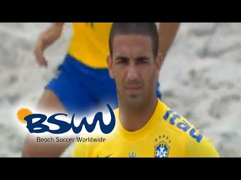 Brazil 7 - 2 USA   BSWW Miami Cup 2011 Official Highlights