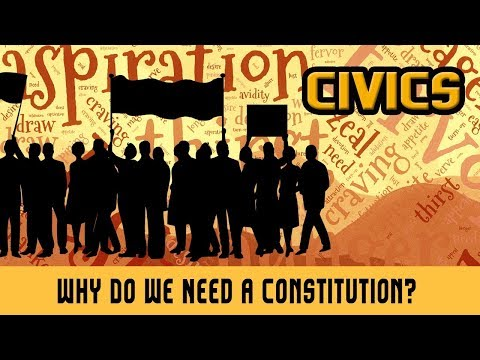 Why Do We Need a Constitution? / South African Constitution