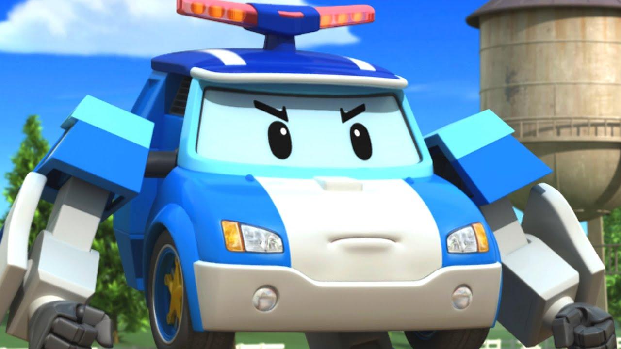 变形警车珀利第2季│请勿模仿│第2季 第3集│儿童卡通│变形警车珀利TV 中文