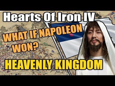 Hearts Of Iron 4: WHAT IF NAPOLEON WON? - HEAVENLY KINGDOM
