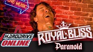 Смотреть клип Royal Bliss - Paranoid