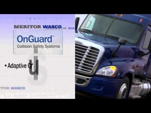 Meritor OnGuard System YouTube