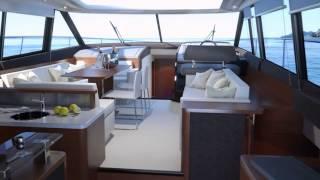 Video Prestige 550S   Prestige Yachts, bateaux de luxe