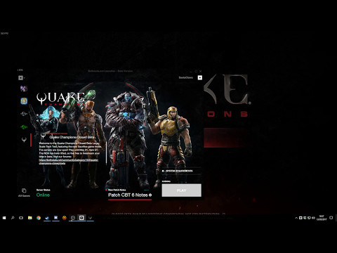 How to get Steam Overlay on Quake Champions : QuakeChampions