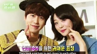 Entertainment Weekly - Interview with KyuHyun, YoonA, Sulli (Entertainment Weekly / 2013.05.30)