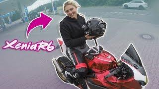 Sie fährt MEIN MOTORRAD! DualVlog