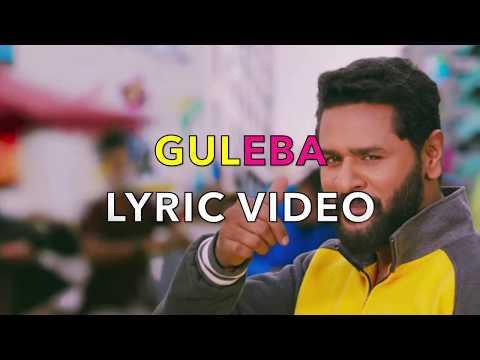 GULEBA OFFICIAL LYRIC VIDEO | OFFICIAL| GULAEBHAGAVALI | Prabhu Deva,Hansika | Vivek-Mervin| Kaalyan