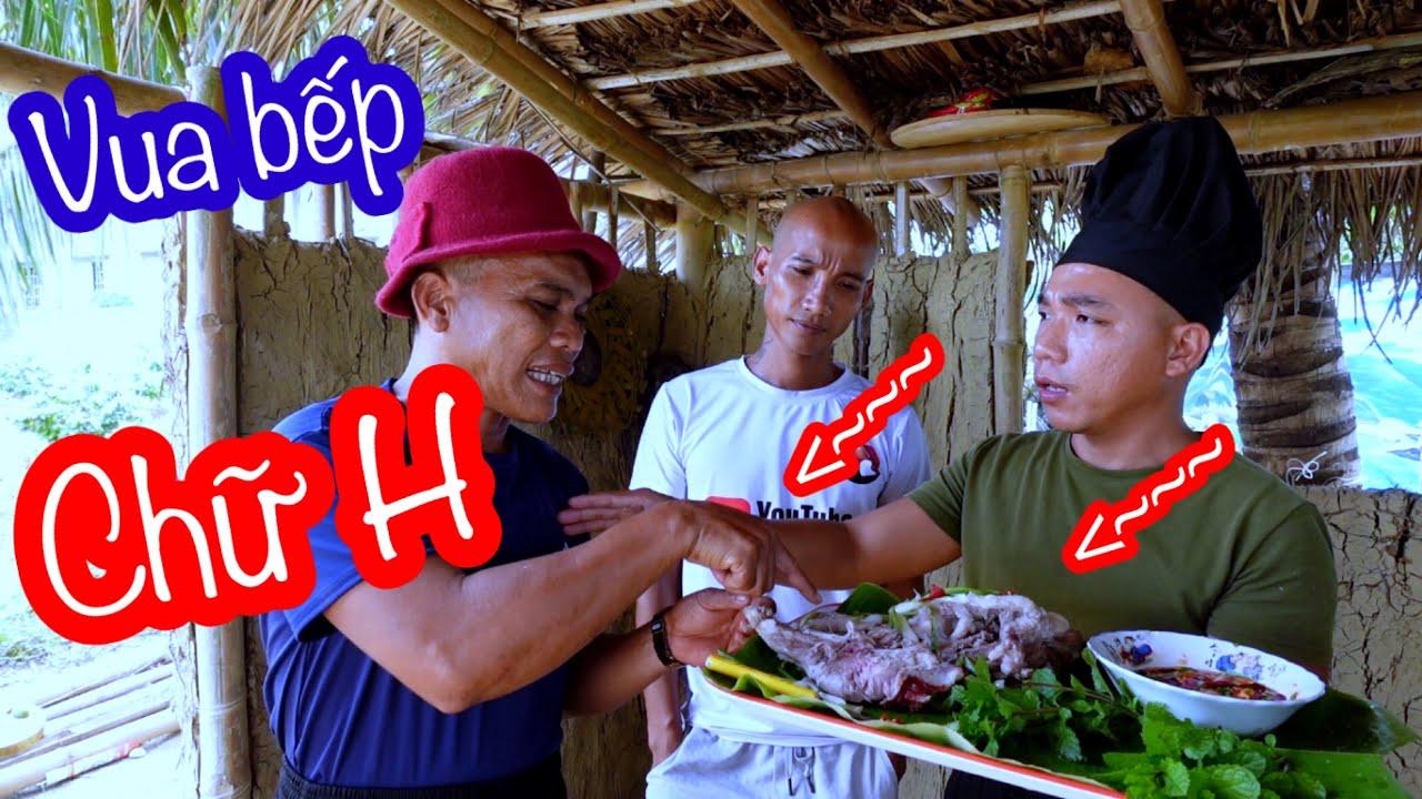 Vua Đầu Bếp Chữ H - Ai Là Người Nấu Ăn Ngon Nhất   Son Duoc Vlogs