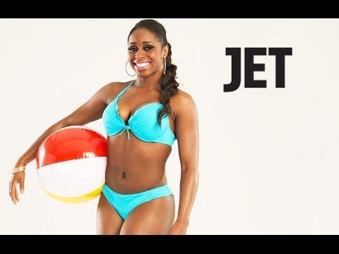 "Naomi: JET Magazine's ""Beauty of the Week"""