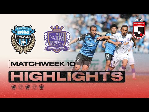 Kawasaki Frontale Hiroshima Goals And Highlights