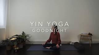 Goodnight Yin Yoga