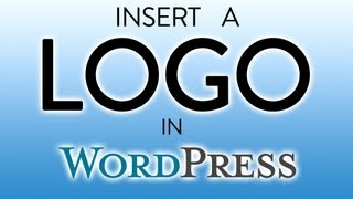 Insert Logo on Wordpress